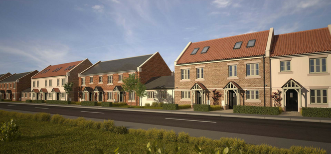 Homes in our Chilton, County Durham residential property investment opportunity