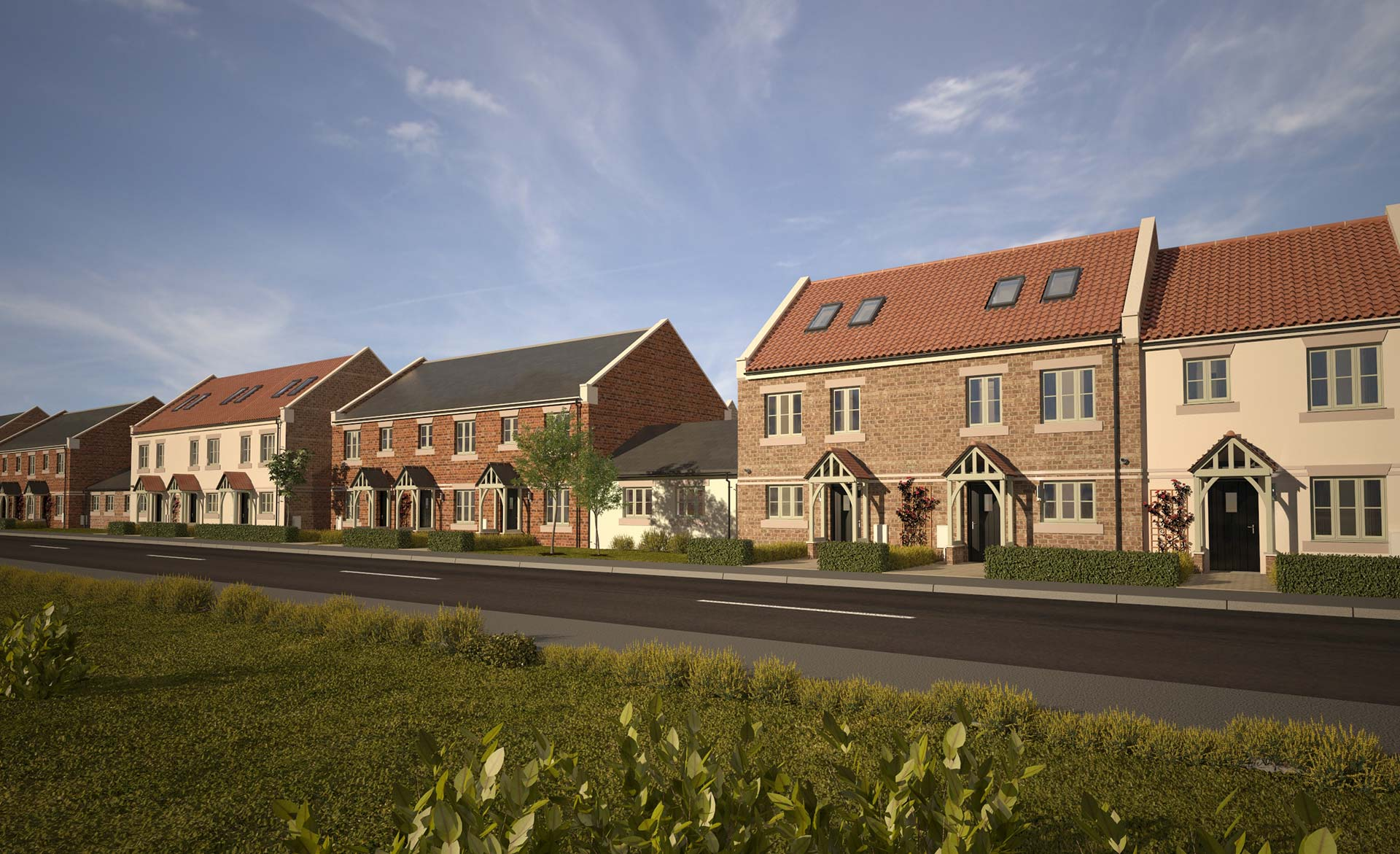Chilton: a new and exclusive residential property investment opportunity