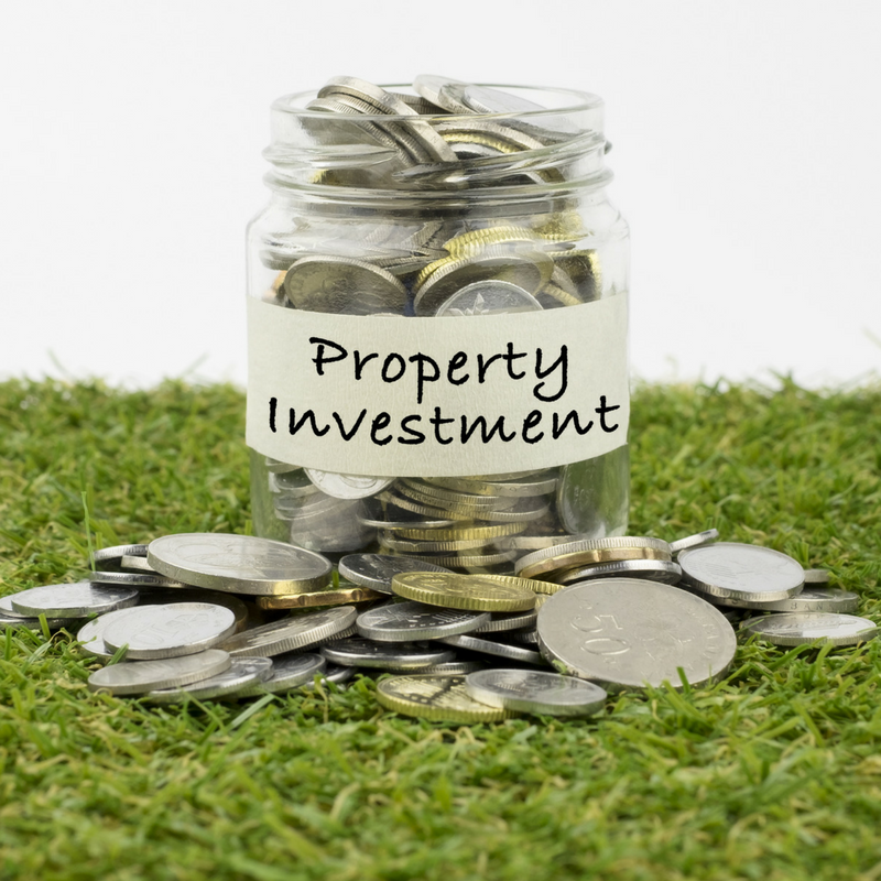 Can you invest in property with only a small amount of money?