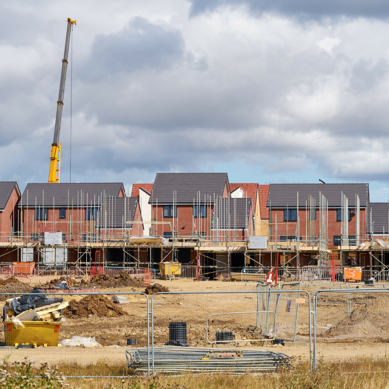 How we're helping to tackle the housing crisis with co-investment